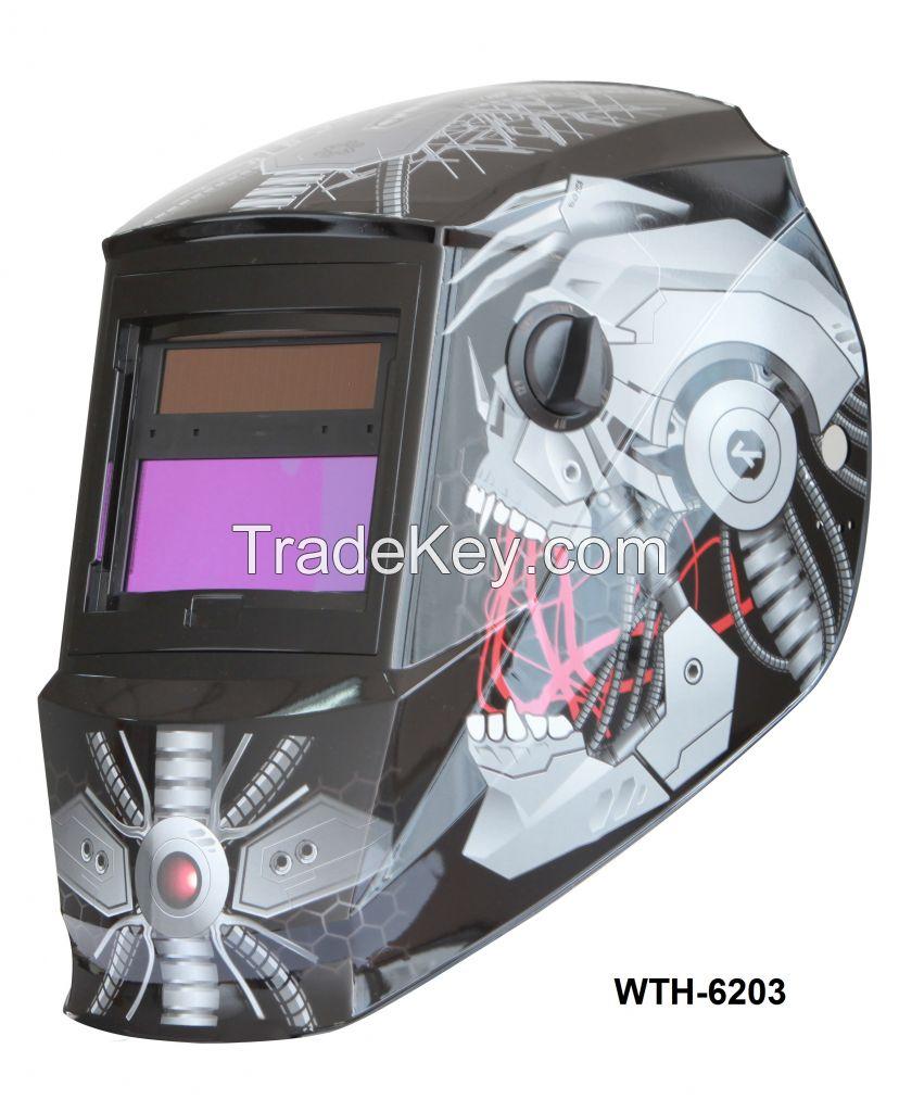 WeeTect Auto Darkening Welding Helmets