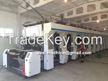 Rotogravure Printing Machine/ High Speed Gravure Printing Machine