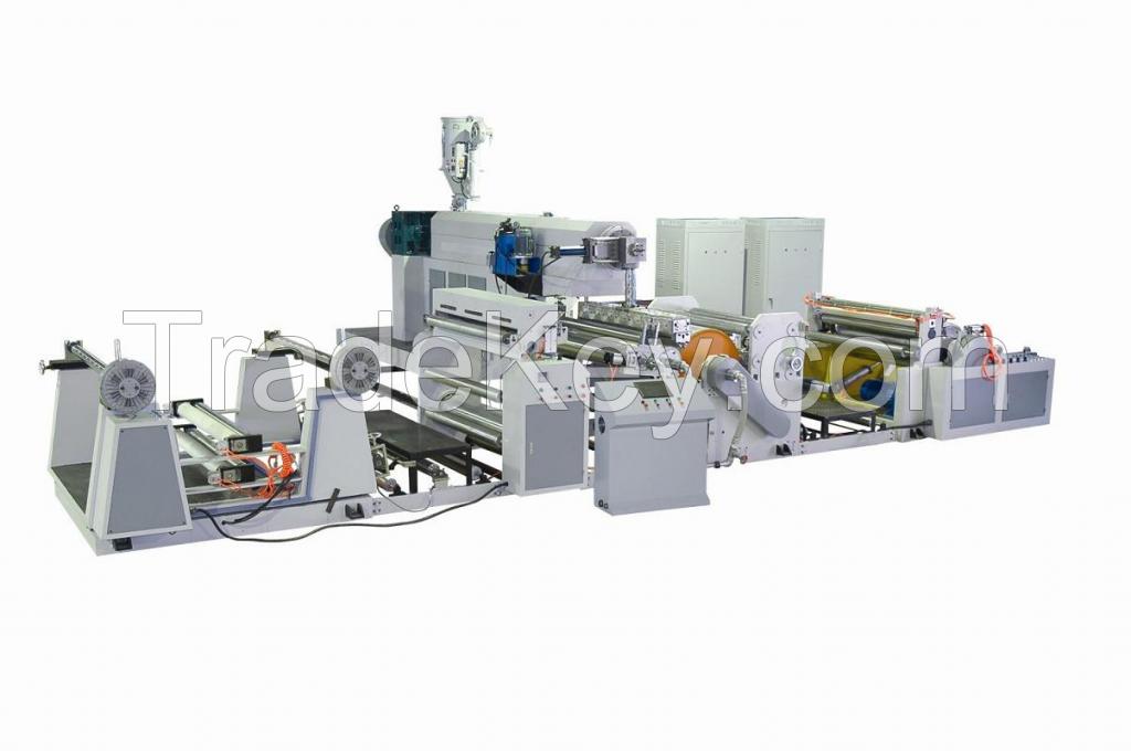 Extrusion Lamination Machine / Extrusion Coating Machine