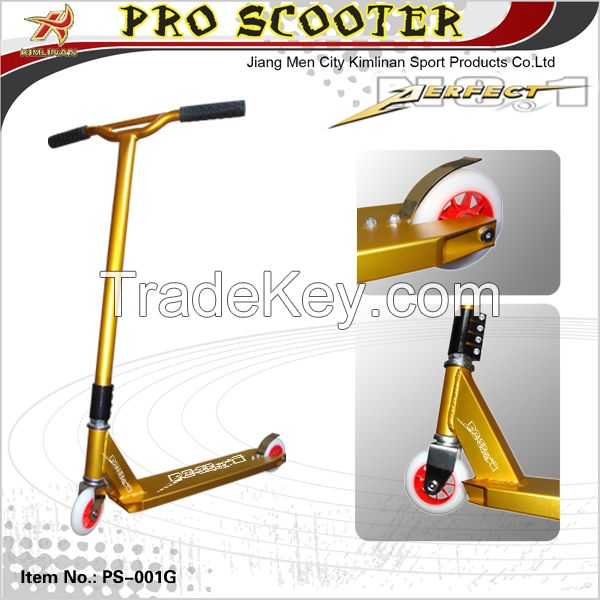 Alu stunt scooter, pro scooter, kirk scooter