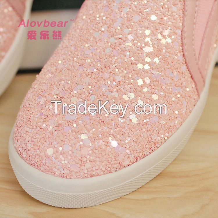 New style high quality fashion china casual children shoes wholesale
