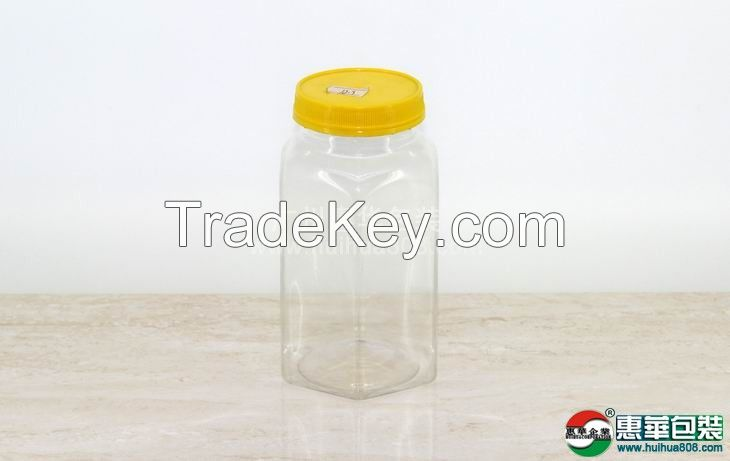 food packaging plastic can