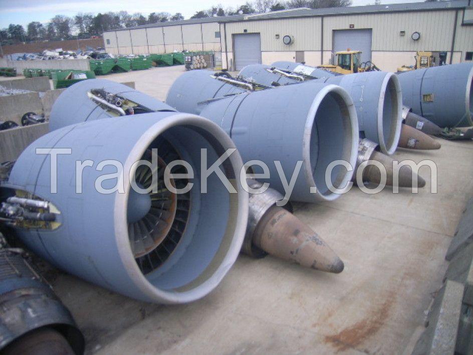 Air Crafts Aluminum Scrap