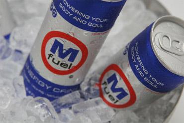 M Fuel Energy Drink