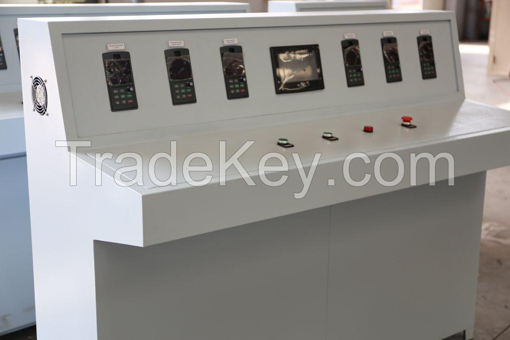 geotextile production line/needle loom/needle punching machines/nonwoven machines
