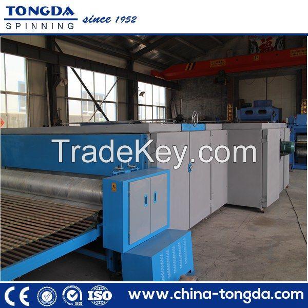 heating oven/thermal bonding oven/ nonwoven machines