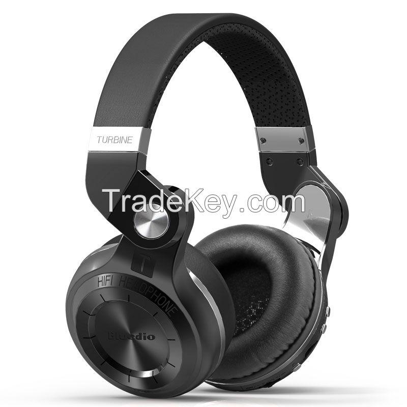 Bluedio T2+ wireless bluetooth headphone