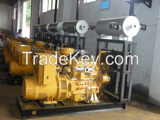 Methane Gas /Biogas/biomass/landfill gas Power Generating Set from 20kw to 600kw