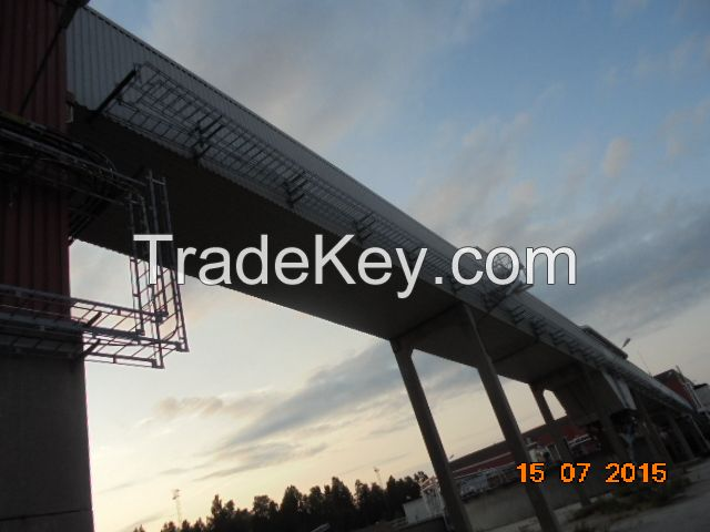 Industrial Conveyor System