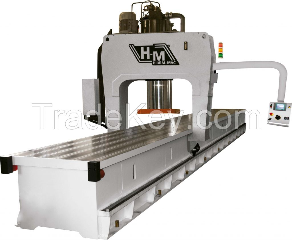 HYDRAULIC PRESS - HIDRAL-MAC