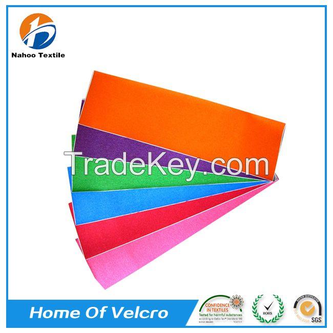 Hot selling adhesive velcro hook and loop tape