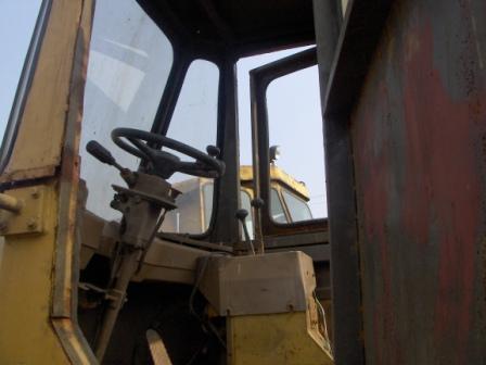 wheel loader-caterpillar 926