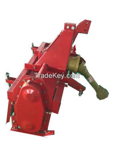 TL European light duty side transmission 3 point cultivator