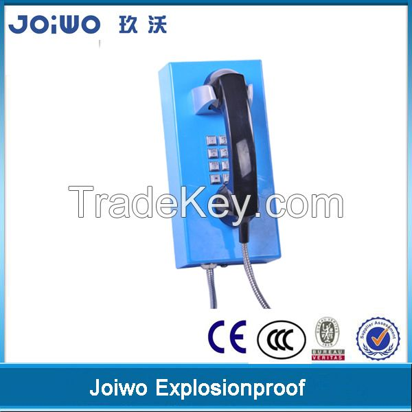 High quality self-help wall mounted prison telephone