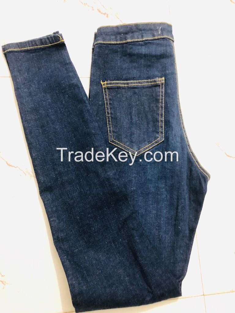 Denim Jaggings for Women.