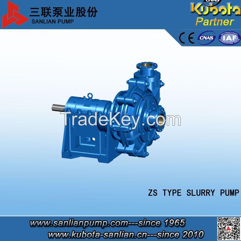 Wear Resistant Slurry Pump
