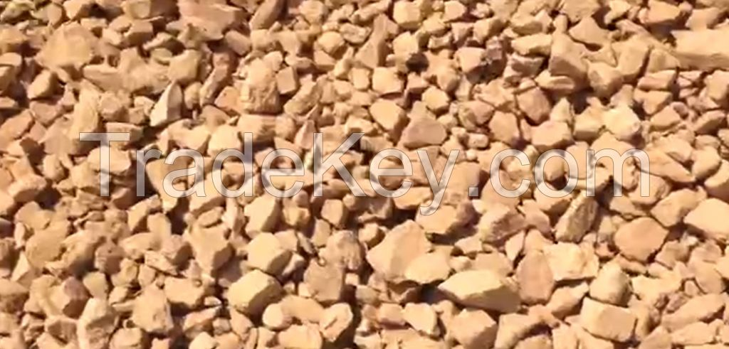 iran bauxite ore 52%