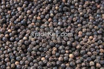 High Quality Black pepper 550 and 500 GL
