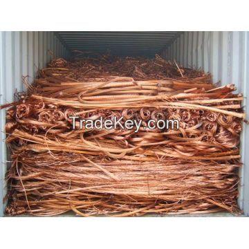 Copper wire scrap available