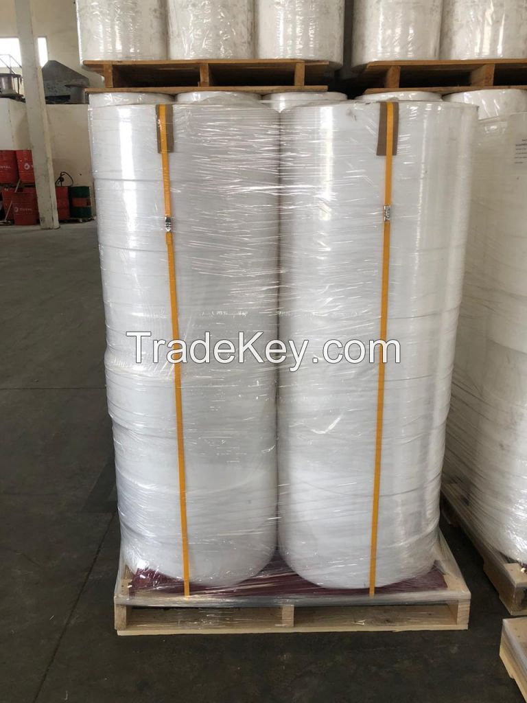 meltblown fabrics BFE 95, 99% ready for inspection and export