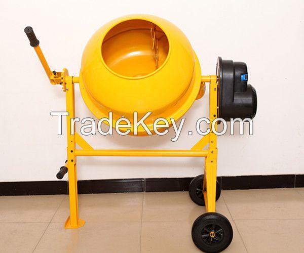 120-240L Horizontal Concrete Mixer Cement Mixer Mortar Mixer Sand Mixer Beton Mixer