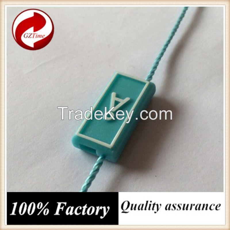 garment hang string tag