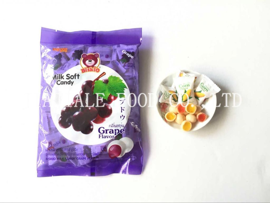 Milk Soft Candy / Fruit Flavor Candy / Filled Candy