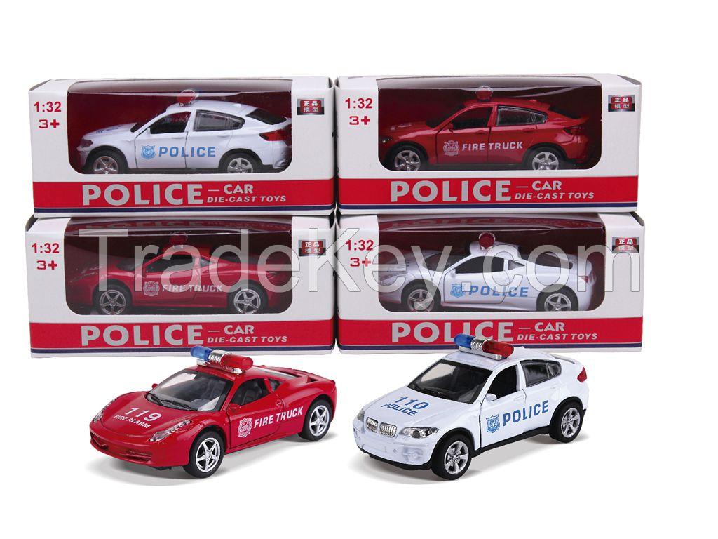 Diecast Car Toy