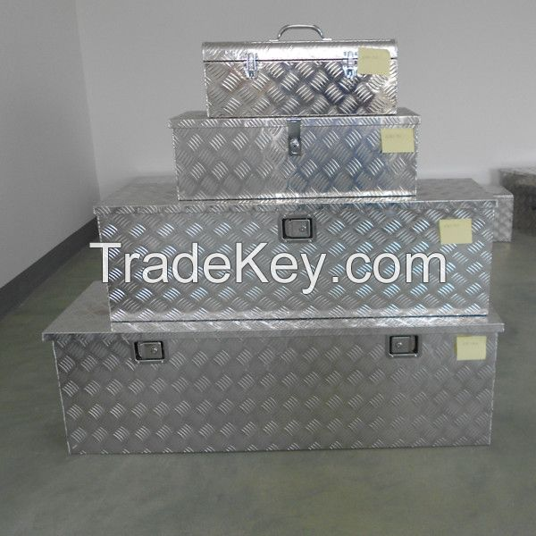 2015 Hot-selling  Aluminium Tool Box for Trucks
