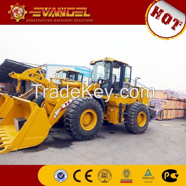 price xcmg zl50g wheel loader for sale