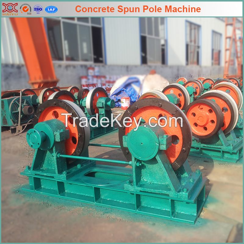 Africa standard conical electric pipe production machine