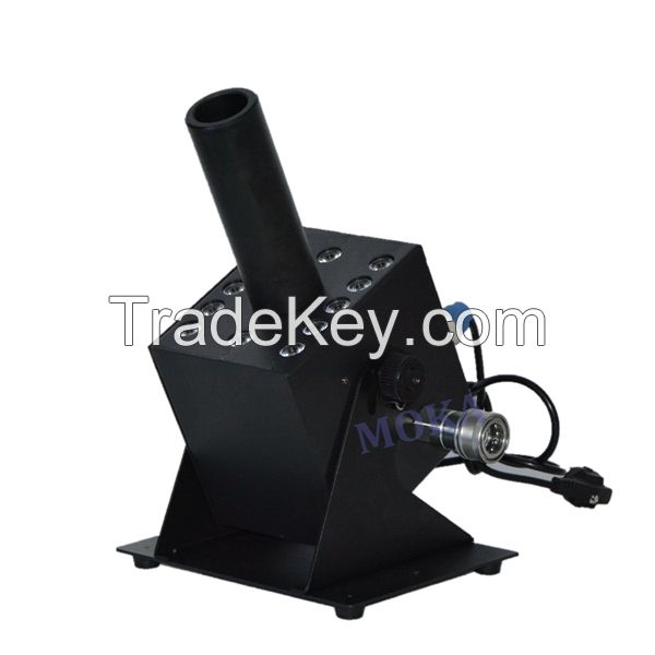 Professional  Cannon Led Co2 Jet Machine Stage Event Effect CO2 Machine