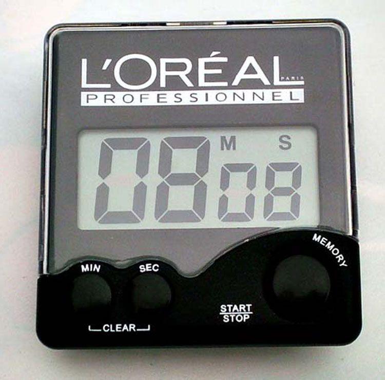 Digital Countdown Timer