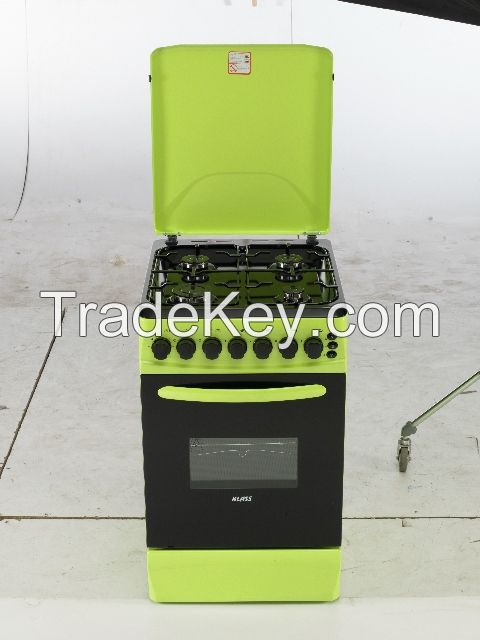 FREE STANDING OVEN AND GAS OVEN