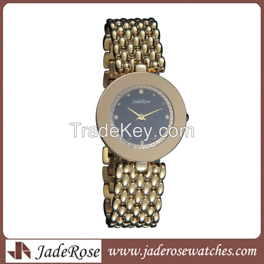 Fashion Waterproof Wristwatch for Gift Stainless Steel