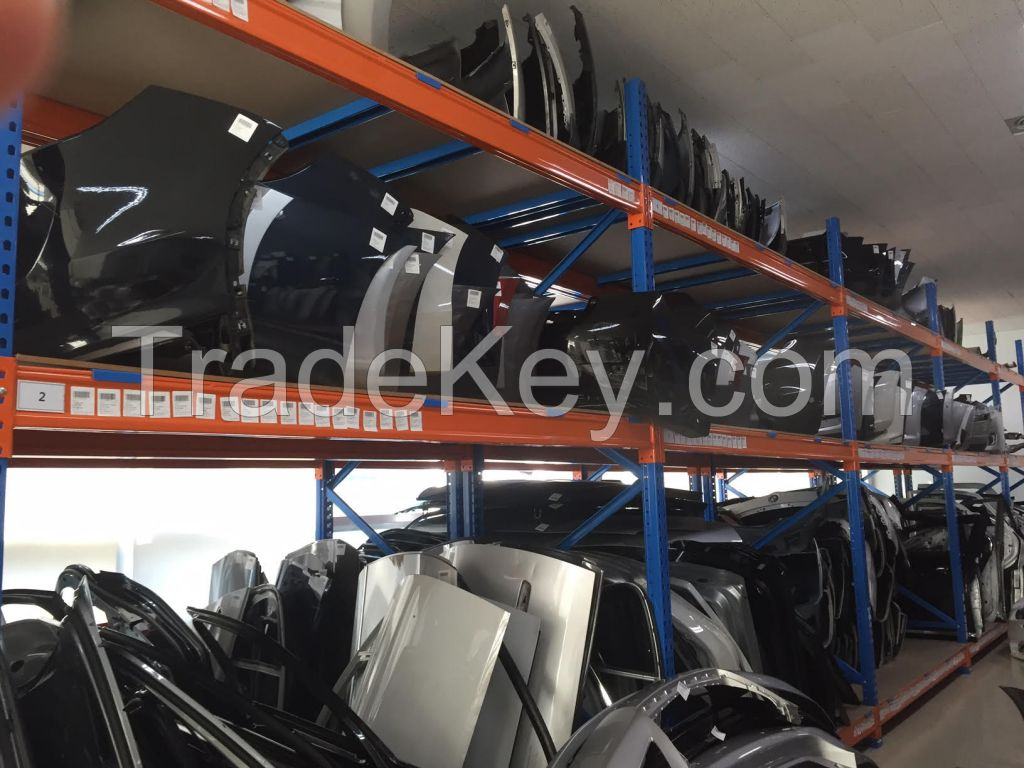 Used European & Japanese car bumpers