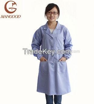 Made in China lab coat/nurse hospital uniform designs