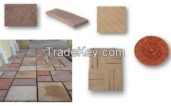Garden Tiles from UAE
