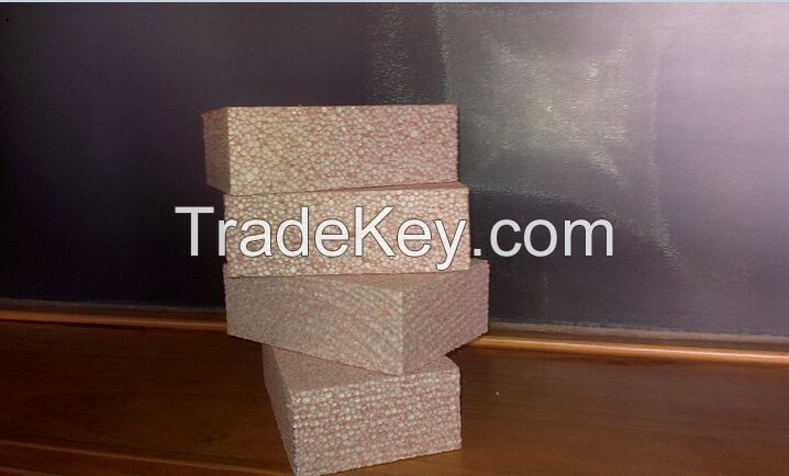 Thermosetting Modified Polystyrene Fire insulation Board