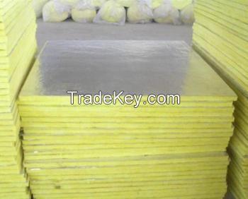 Rock wool Fire prevention insulation board