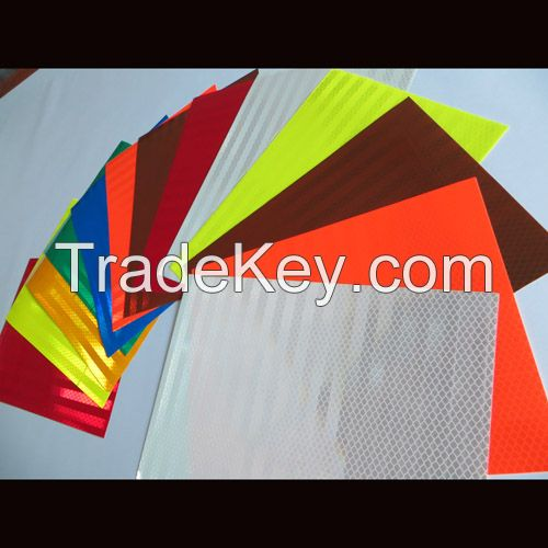 Acrylic High Intensity Prismatic Reflective Sheeting