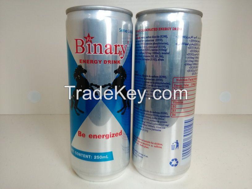 Customized Energy Drink