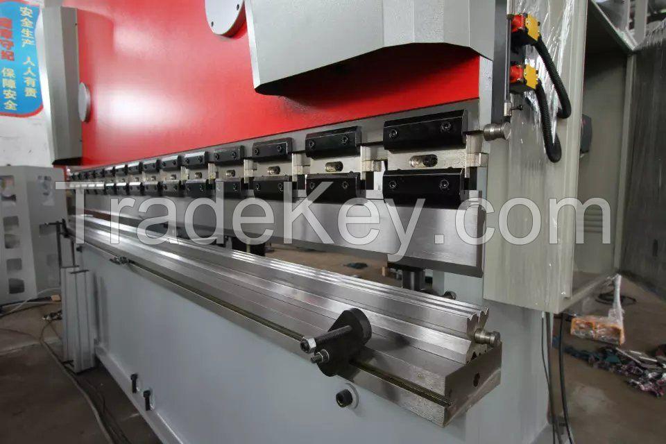 WF67Y Hydraulic Plate Press Brake 100t/4000