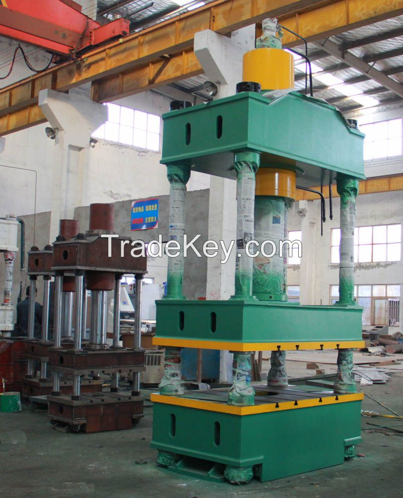 YTD32 4-Column Hydraulic Press