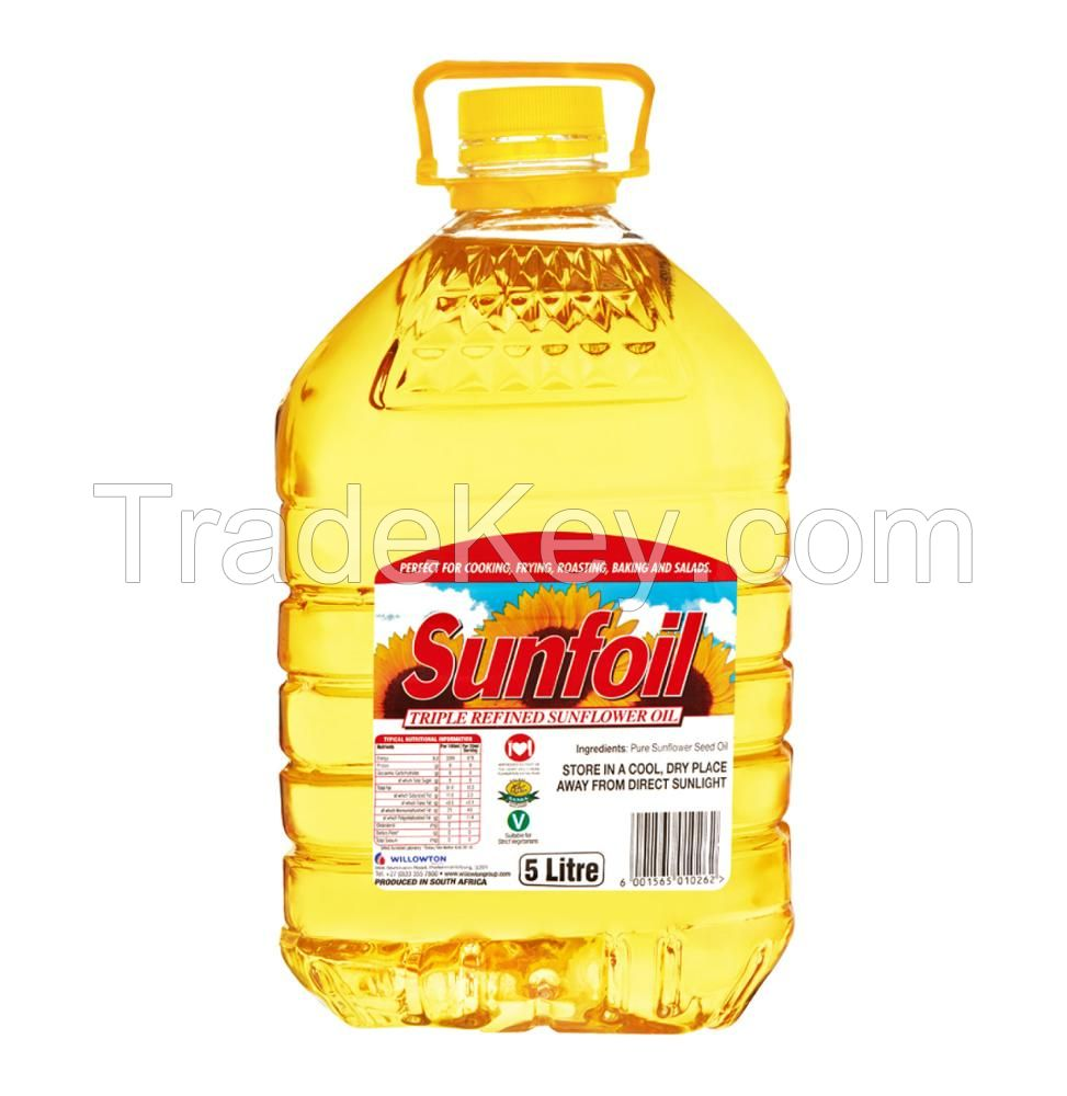 Crude SUNFLOWER OIL , EDIBLE SUNFLOWER OIL