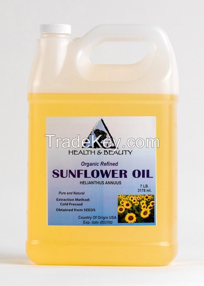 REFINED CRUDE SUNFLOWER OIL , EDIBLE SUNFLOWER OIL