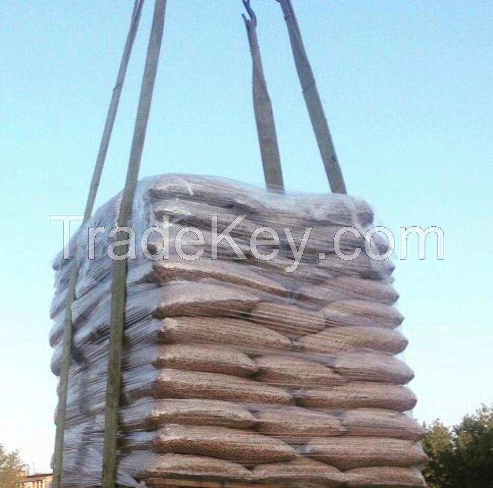 Ukraine - Super pellets Energy 6mm Wood pellets