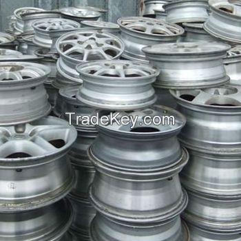Aluminum Alloy Wheels scrap