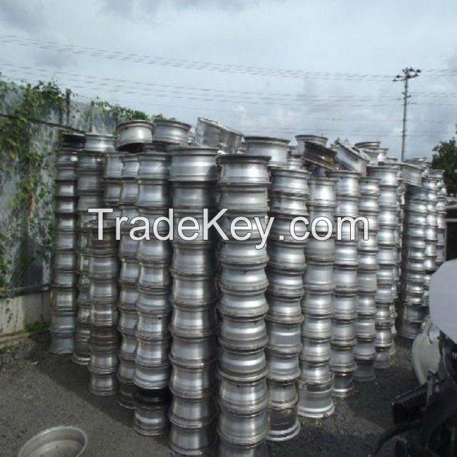 Aluminum Scrap 6063 / Alloy Wheels scrap/ Wire scrap