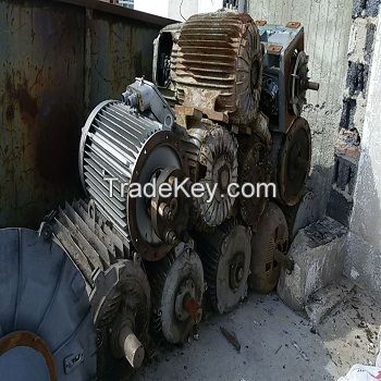 Electric Motor Scrap, Elmo, Mix, Copper & A/C Motor Scrap